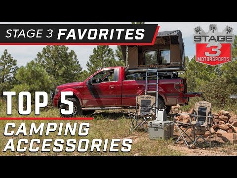 Top 5 Ford F150 Camping Accessories YouTube in 2020