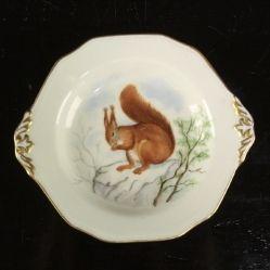 Orava - lautanen  Ars Auttoinen Antiikki & Taide -nettikauppa