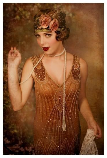 ART PRINT on SILK Flapper in shades of bronze rust cream rose w long necklace - Crazy Quilt silky Embellish Applique Fiber Arts - ART PRINT on SILK Flapper in shades of bronze rust cream rose w long necklace – Crazy Quilt silky Embellish Applique Fiber Arts     #fashion #love #style #photography #photooftheday #beautiful #instagood #travel #art #picoftheday #model #happy #beauty #summer #nature #follow #cute #ootd #instagram #instadaily #girl #fun #photo #me #smile #fitness #fashionblogger #lik
