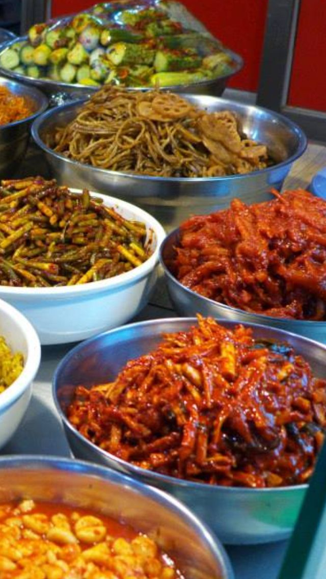 Banchan 반찬 Korean Side Dishes Korea All Things