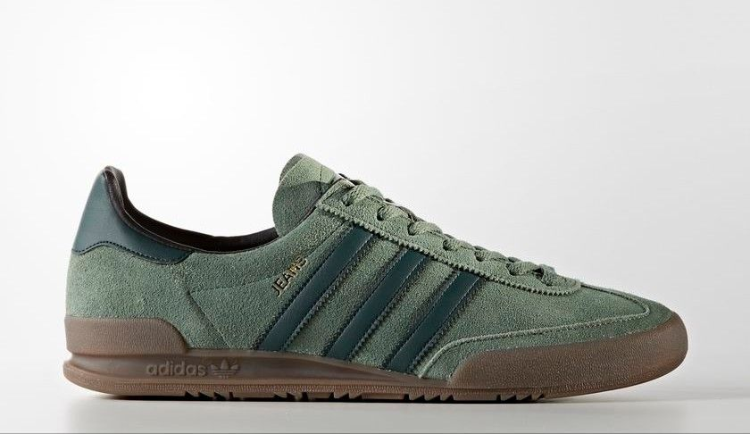 New Jeans colourway in trace green night green  6a0f611e68270