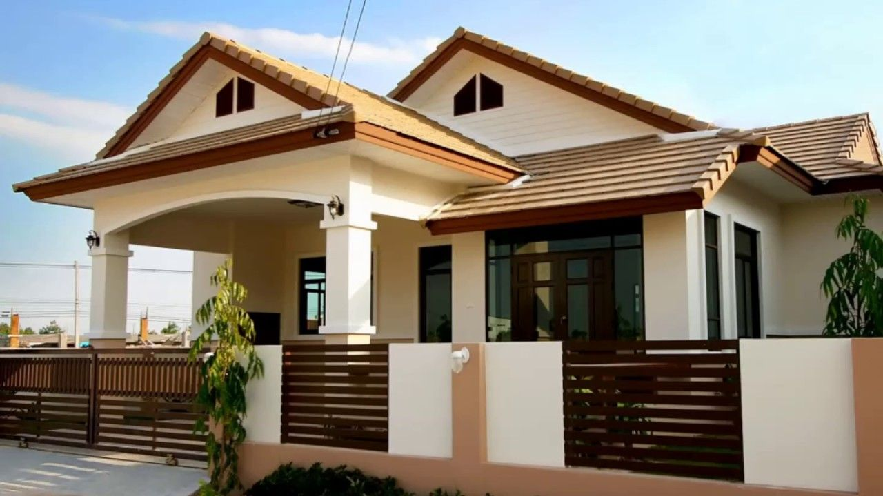 The Best Bungalow Styles And Plans In Philippines Youtube Philippines House Design Modern Bungalow House Bungalow House Design