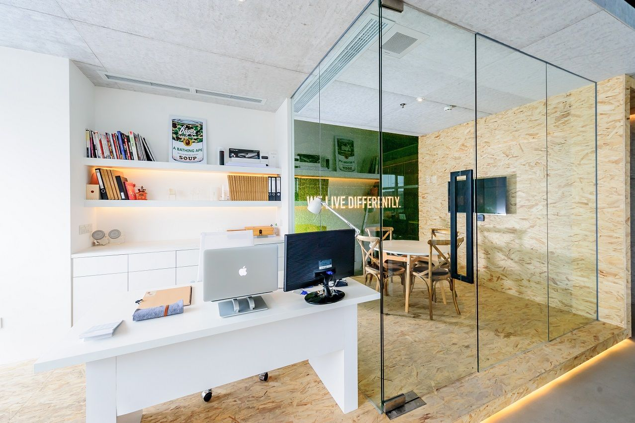 Archetype Interior Design Studio Office Design Commercial