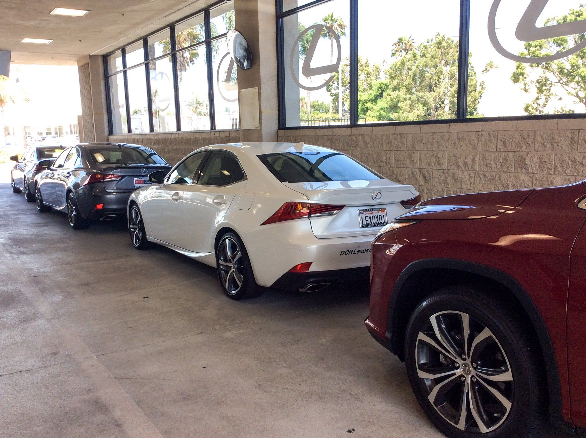 dchlexusofoxnard on twitter different kinds of lexus loaner cars are standing by please call our service department