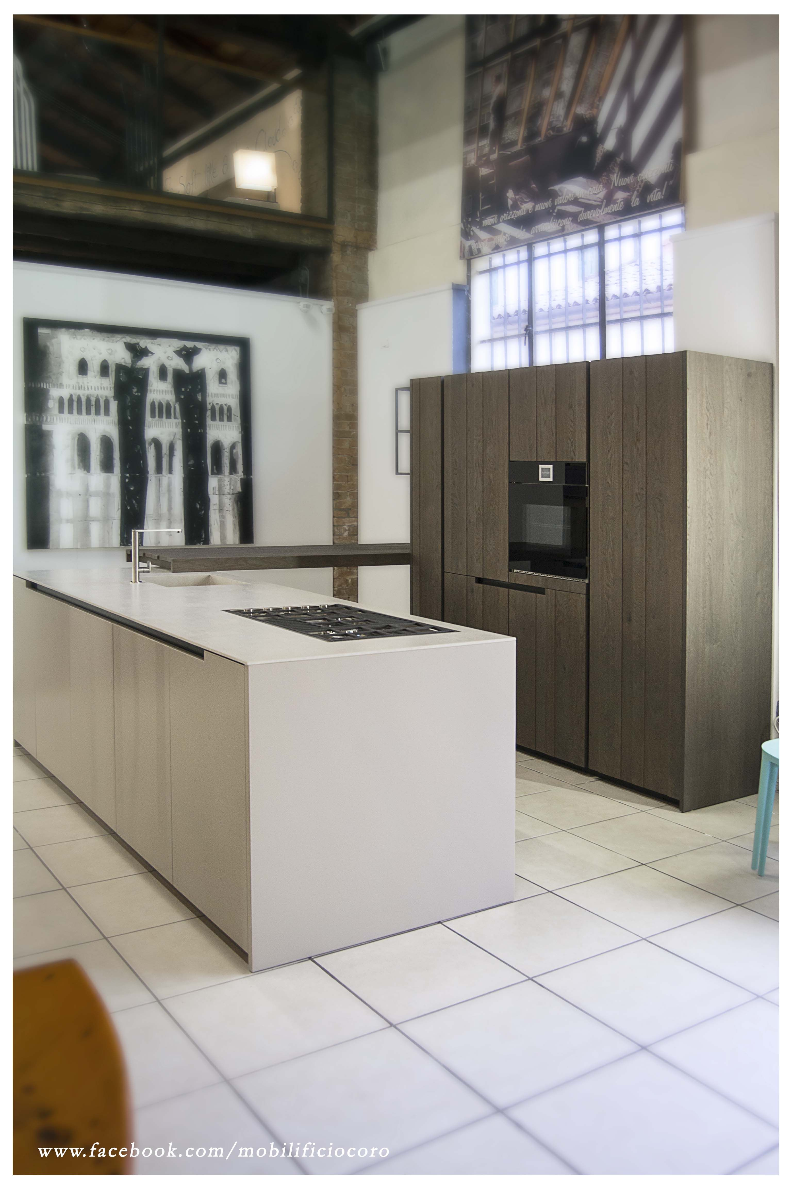 Showroom cucine stosa cucine nello showroom simona e luka arredamenti terracina lt with - Zampieri cucine showroom ...