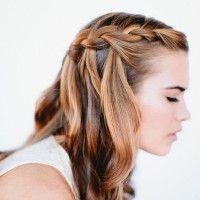 Silvester-Haarideen. Wenn Sie nach Haarideen für das neue Jahr suchen ... #haarideen #silvester #suchen