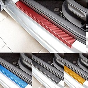 Led Steel Scuff Plate Door Sill For Mitsubishi Asx Rvr 2011 2012 2013 2014 2015
