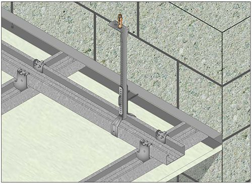 Kc D112 Ceiling System Ceiling System Suspended Ceiling Systems Metal Ceiling