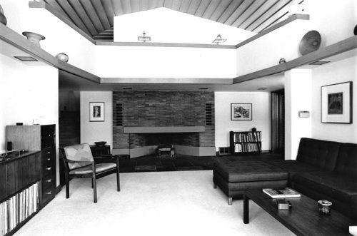 Frank Lloyd Wright Isabel Roberts House 1908