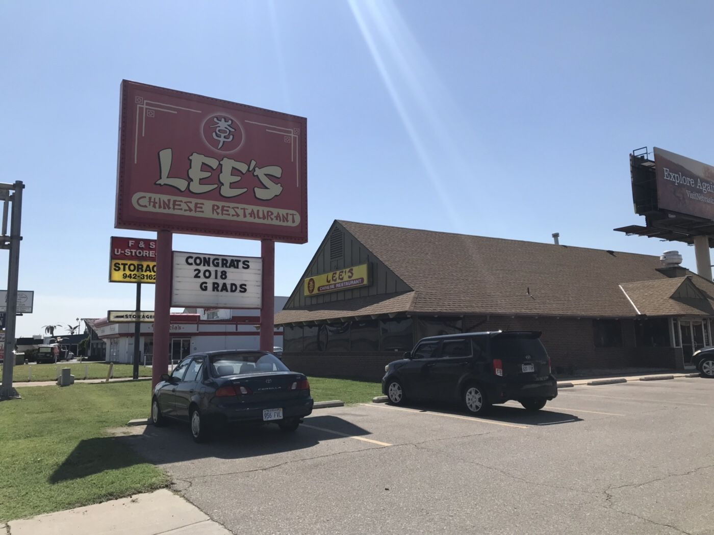 Lee S Chinese Restaurant So Much Better Than Traditional Fast Food Wichita By E B Chinese Restaurant Fast Food Restaurant