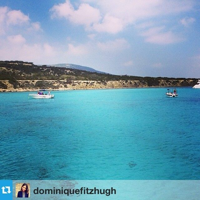 Dominique from our Trael Team stayed at Anassa in Cyprus and took a boat trip to the Blue Lagoon