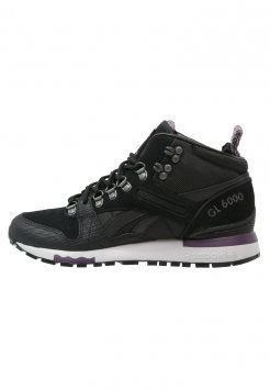 Reebok Classic - GL 6000 MID ALPINE - Sneakers high - black/orchid/steel