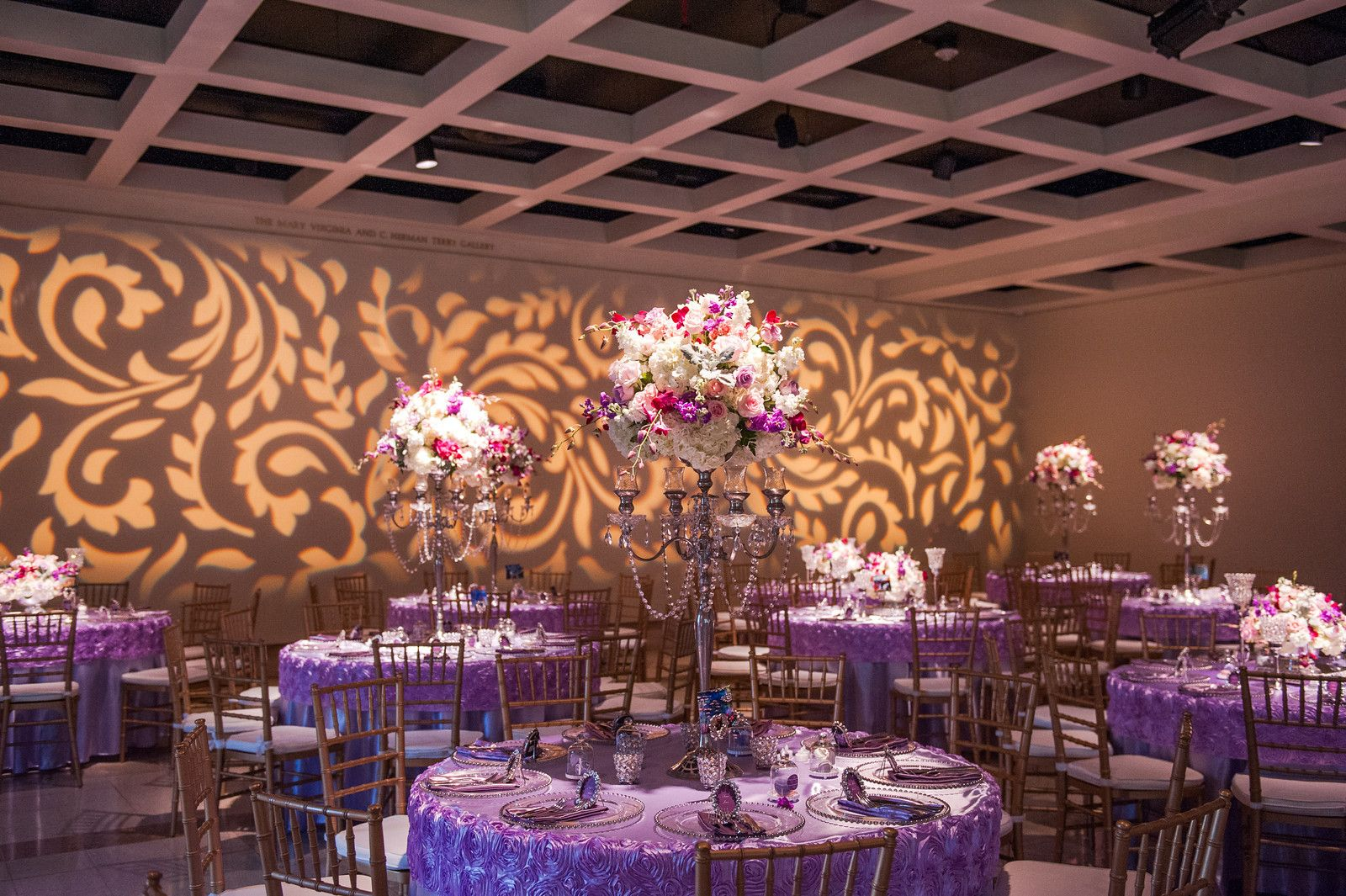 Wedding At Mer Museum Of Art And Gardens Jacksonville Fl Table Scapes Reception