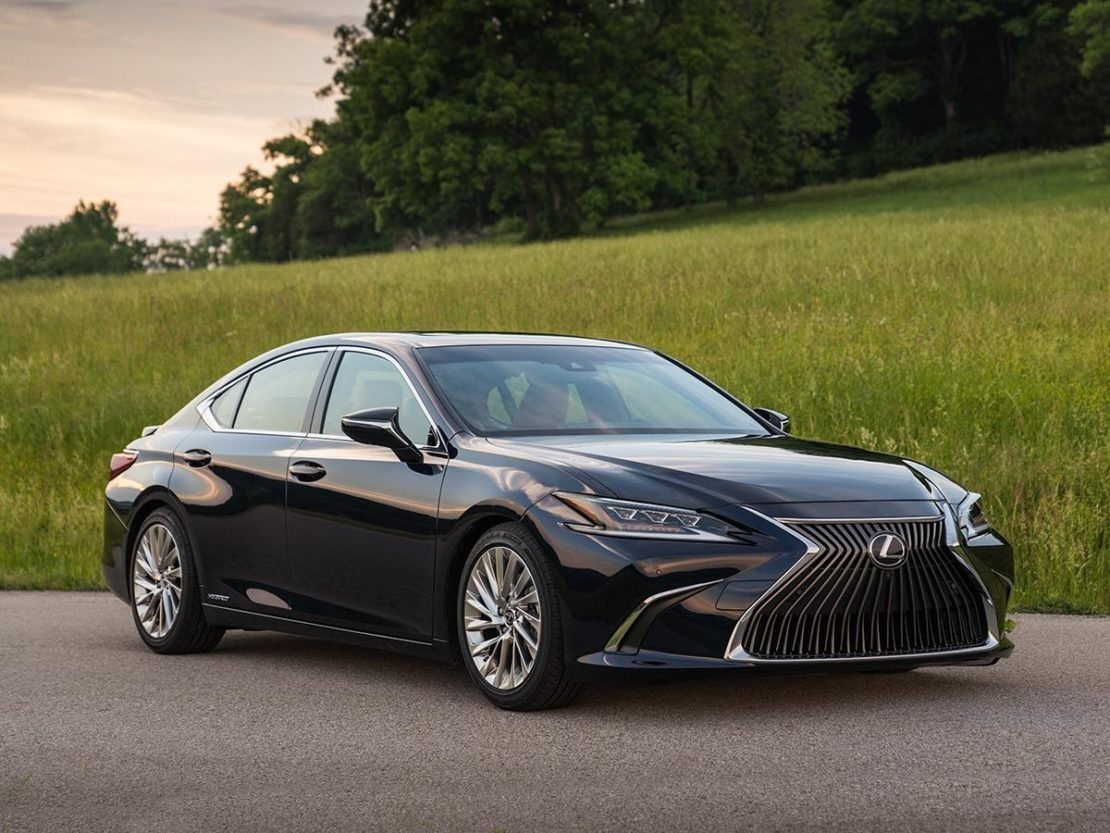 2019 Lexus Es First Review Kelley Blue Book For 2019 Lexus Es 300h Release Date Price And Review Autos