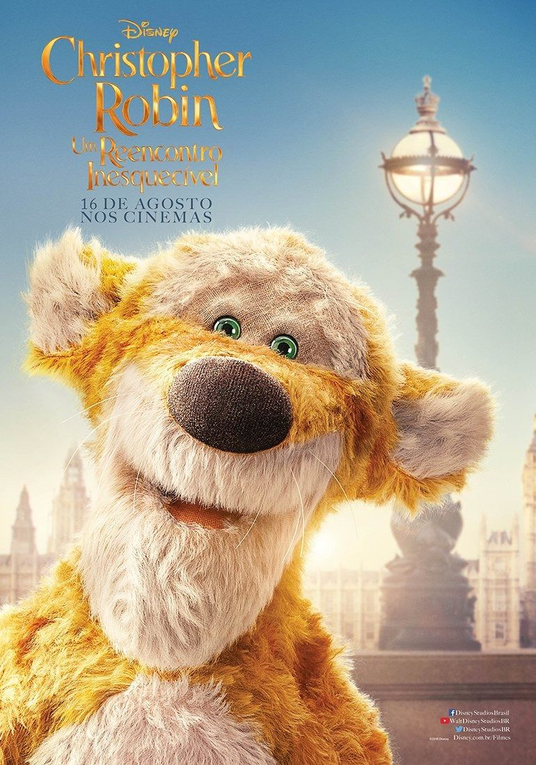 Christopher Robin | Movie | Pinterest | Películas