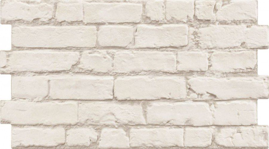 Manhattan Rustic White Brick Effect Tiles Brick Effect Tiles White Brick Brick Cladding