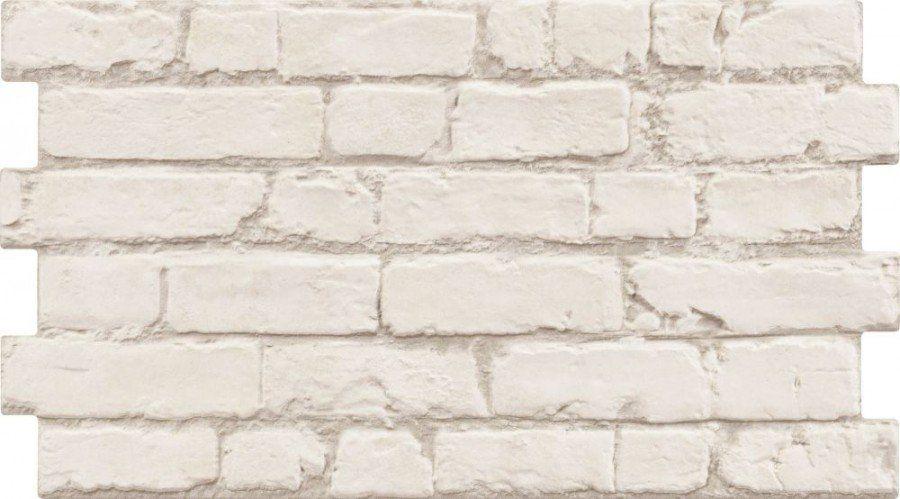 Manhattan Rustic White Brick Effect Tiles Brick Effect Tiles White Brick Walls Brick Effect Wall Tiles