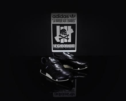 4月発売予定 Undefeated(アンディフィーテッド) x adidas Ultra