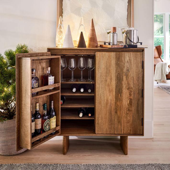 Anton Solid Wood Bar Anton Bar Solid Terracebar Wood In 2020 Dekor Diy Mobel Ideen Bar Ideen