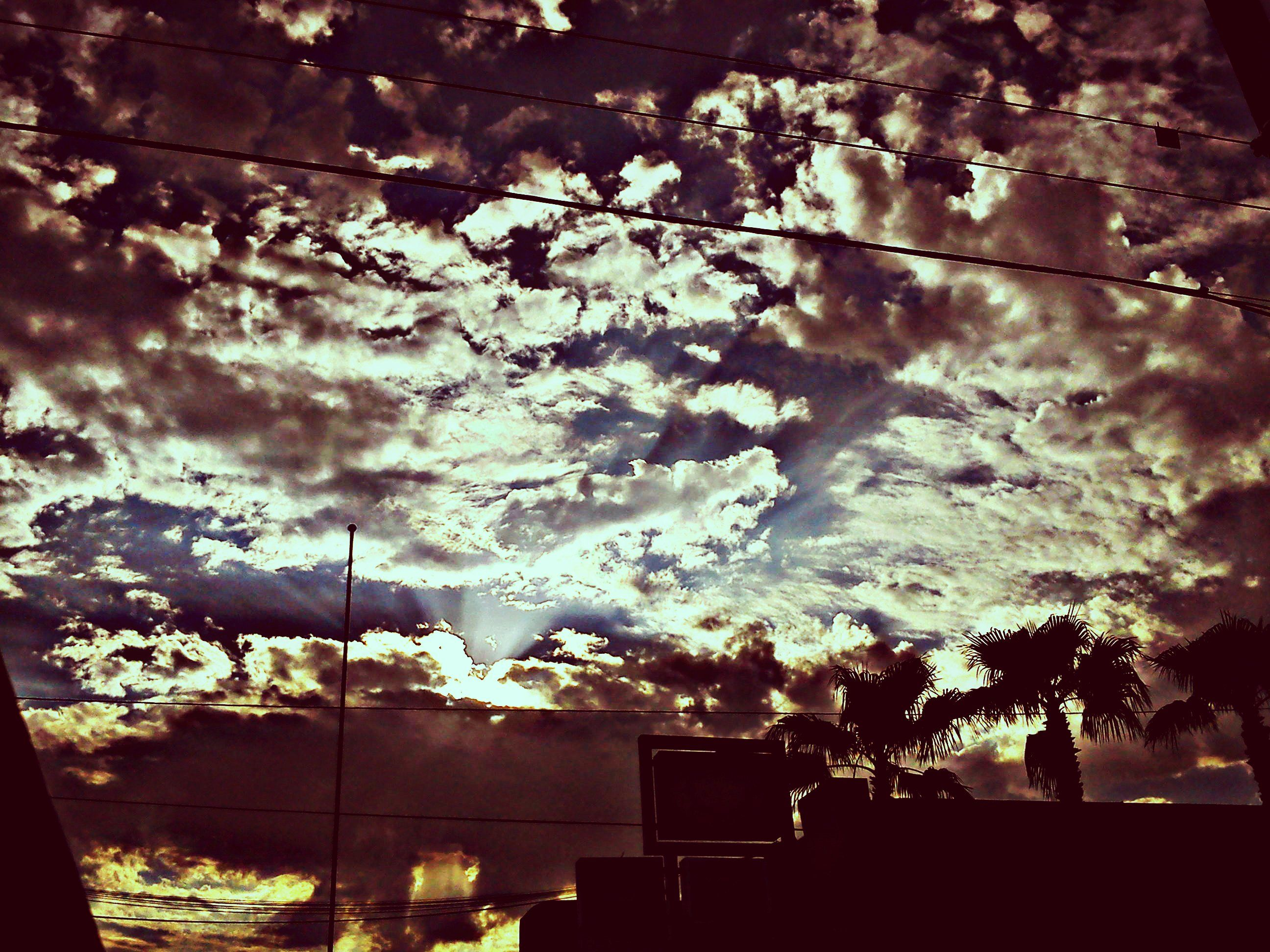 Nubes. 2015.
