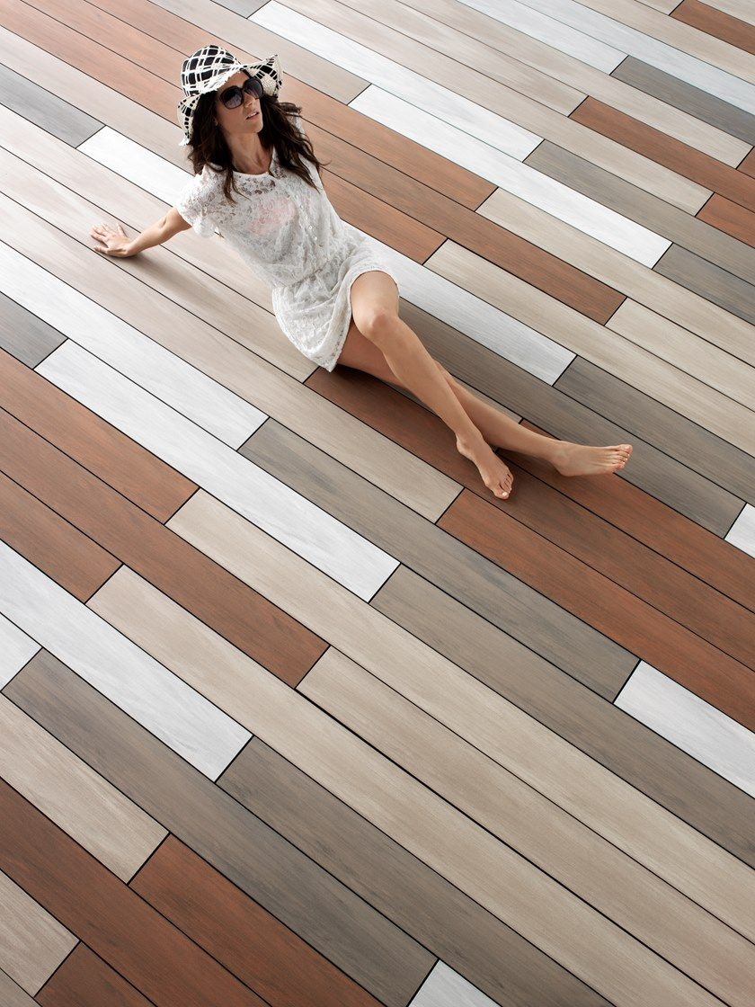 Bankirai Terrassenholz Bio Wpc Decking Chill Out Mix Fun Collection By Tarimatec