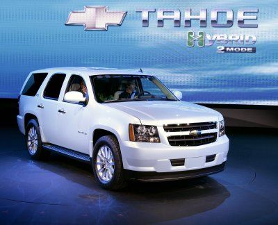 2017 Chevy Tahoe Hybrid Version Of The Suv This Thing Is A Beauty