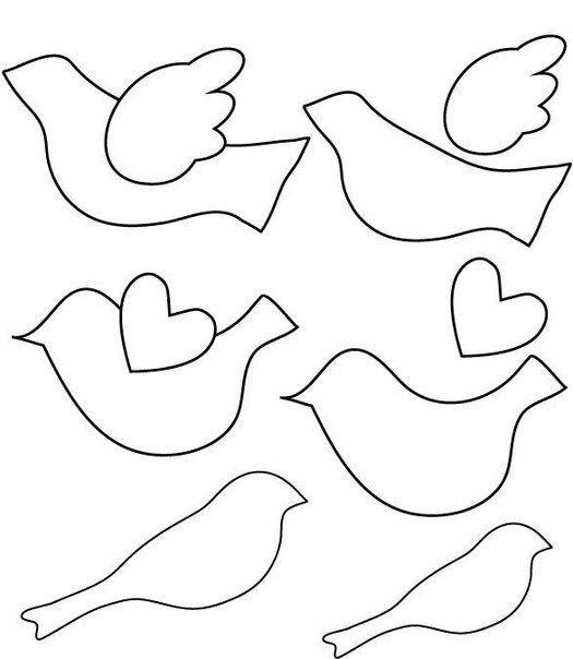 Mochten Sie Schone Vogel Aus Papier Basteln Kein Problem Hier Finden Sie Die Vorlagen Dafur Ausserdem Kan Basteln Mit Papier Vogel Vorlage Basteln Anleitung