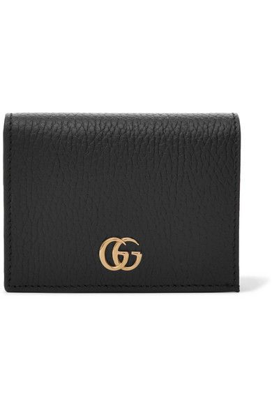 check out 25af3 92fda Gucci - Marmont Petite textured-leather wallet in 2019 | Wish List ...
