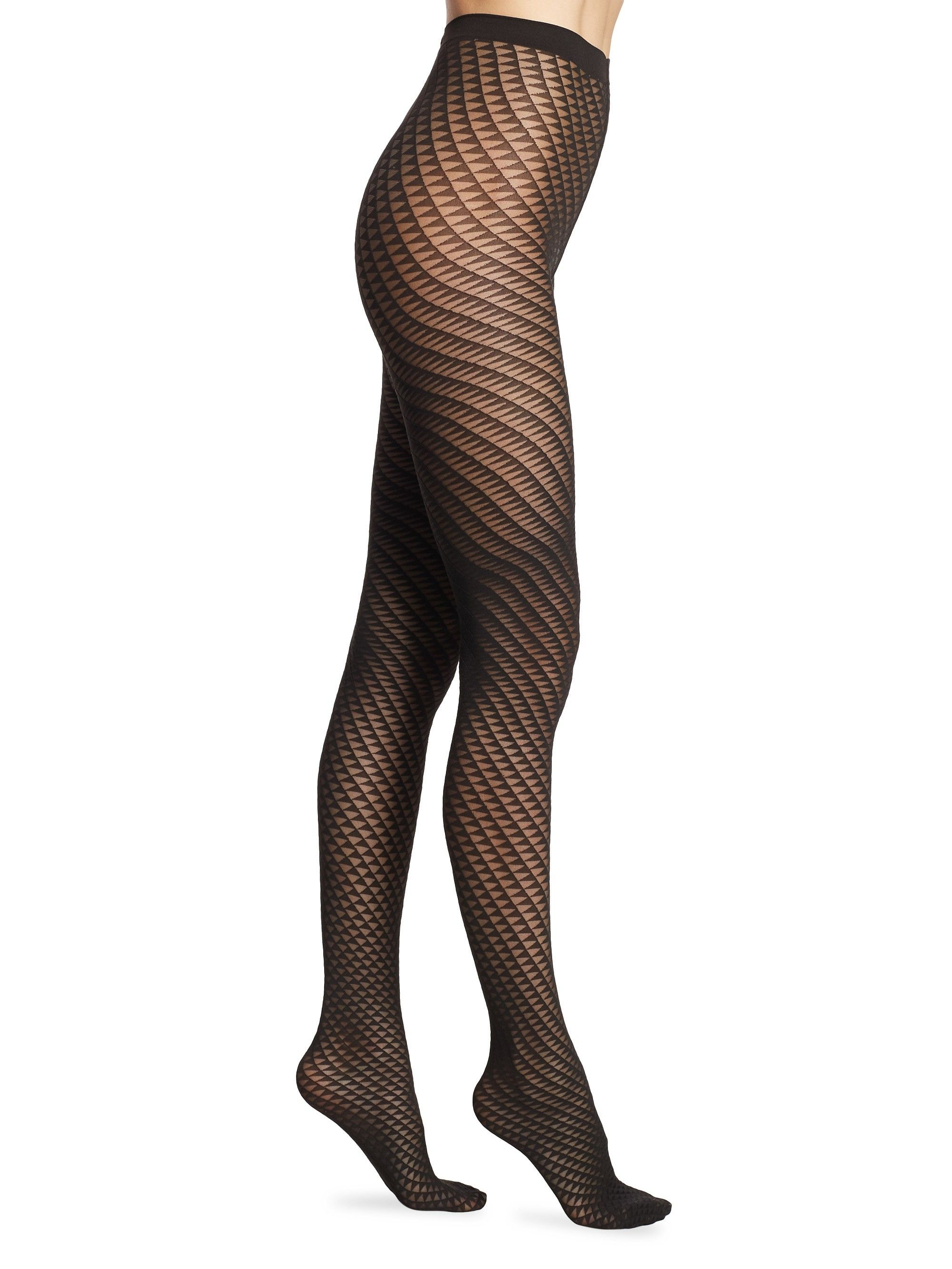 8ddc70f82 WOLFORD Triangle Tights.  wolford  cloth