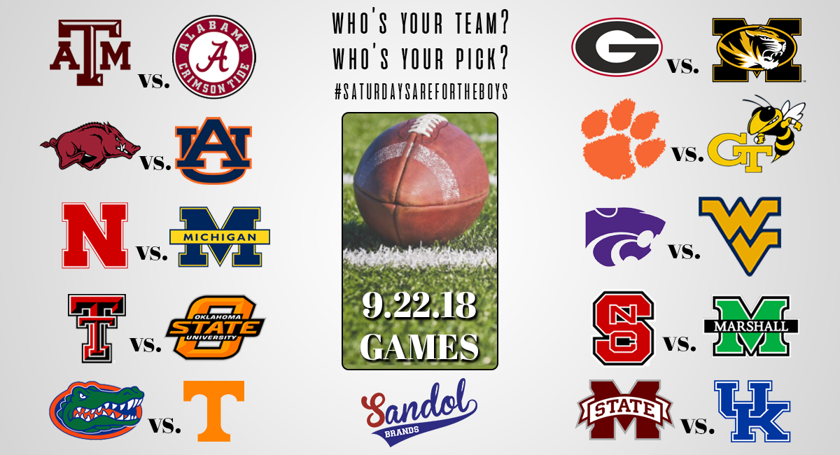 WHO'S YOUR TEAM? WHO'S YOUR PICK? collegeuniversities