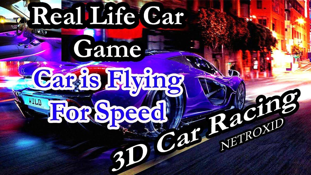 A Awesome Car Driving Game 4D The Crazy Car Racing Game   Racing ...
