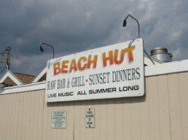 Meschutt Beach Hut