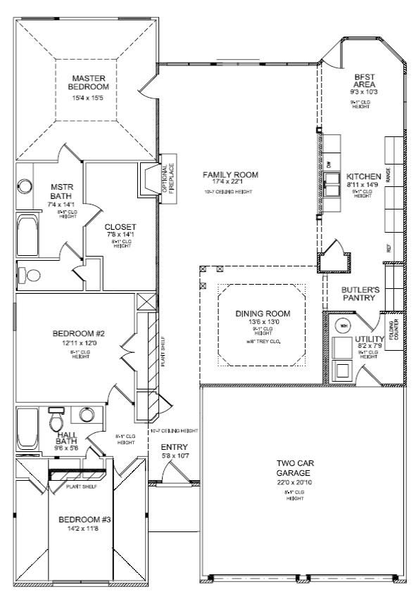How To Read A Floor Plan Architecture Plan Floor Plans How To Plan