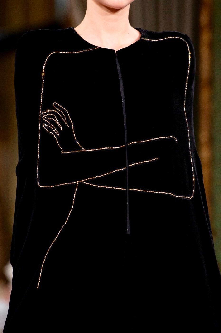 Photo of ici et ailleurs — fashionweeksfaves: Armani Privé Fall 2018 Couture