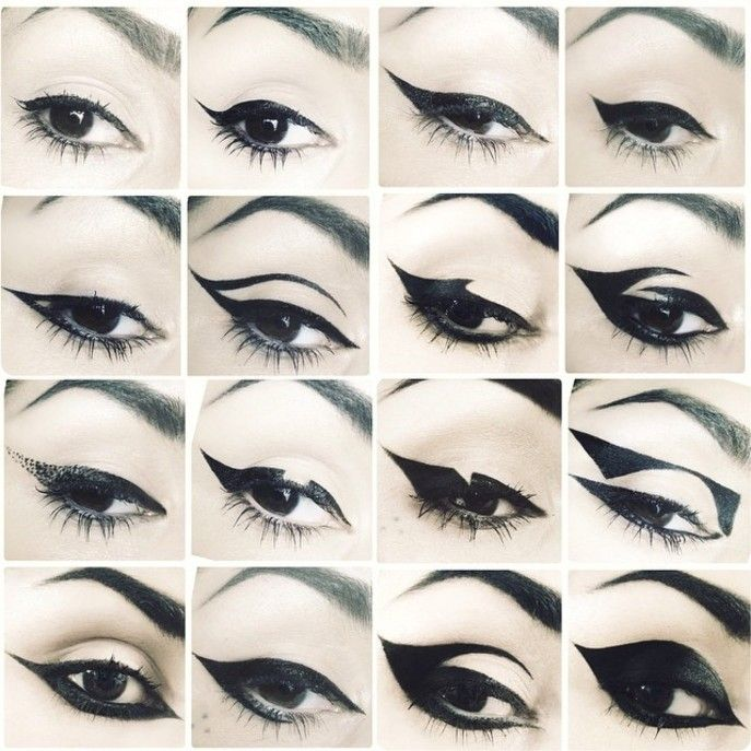 ad0146bb7cd #Sephora 2015 Beauty Board Fan Pick: Kat Von D Tattoo Liner. A liquid  eyeliner with an innovative brush tip for effortless, precise application.