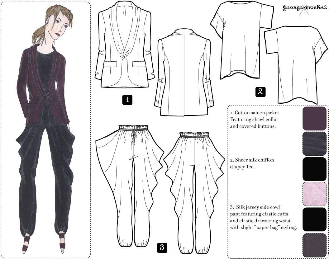 illustrator fashion templates - Google Search | fashion | Pinterest ...