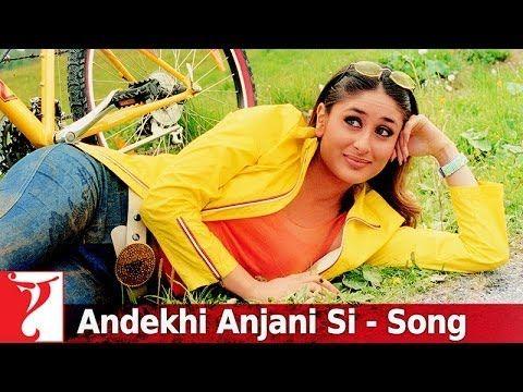 Andekhi Anjaani Song Mujhse Dosti Karoge Omg Bollywood Songs Songs Latest Bollywood Songs