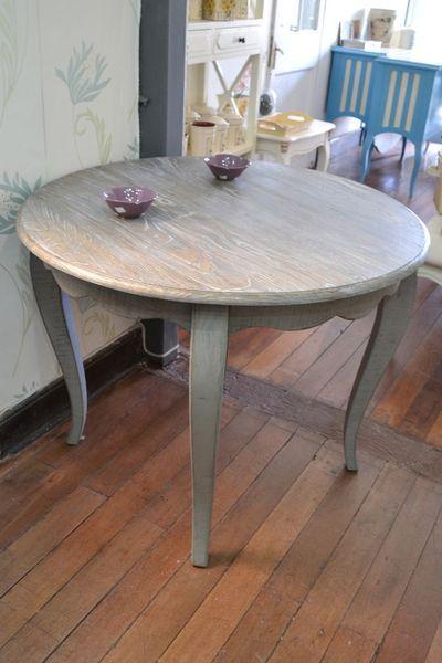 Mesa redonda nice pinterest mesa redonda mesas y - Comedores mesa redonda ...