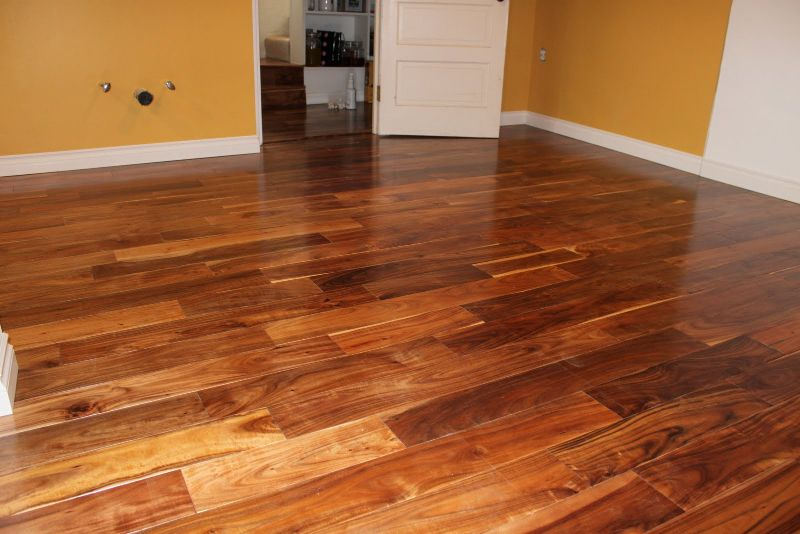 Engineered Hardwood Flooring Best Floors To Make An Impression Acacia