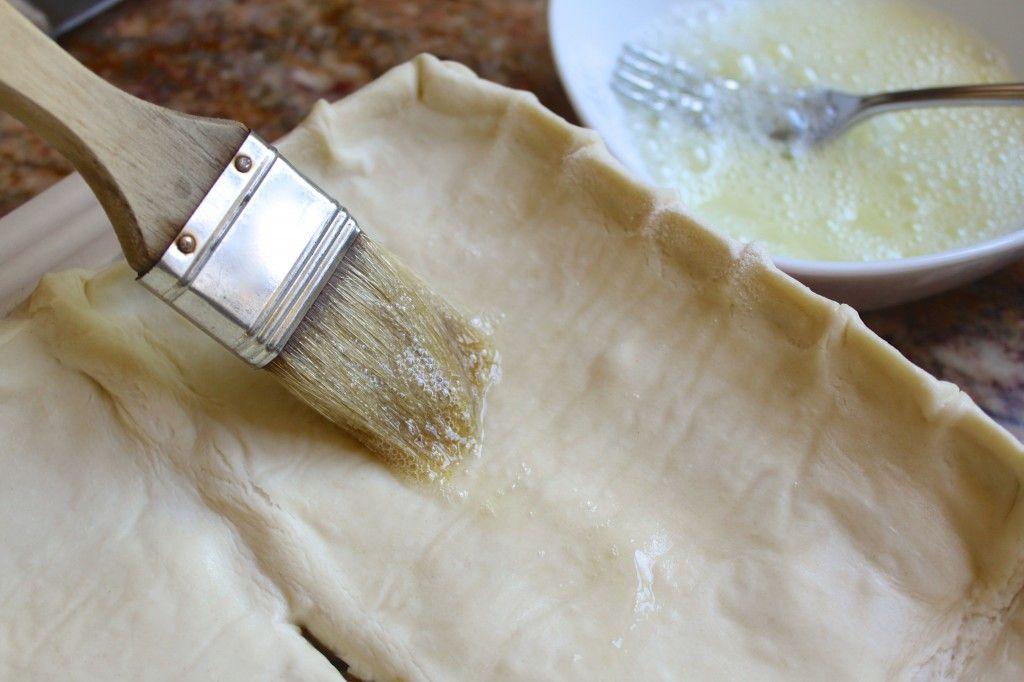 Egg wash on steak pie | Steak pie, Mashed potatoes, Steak