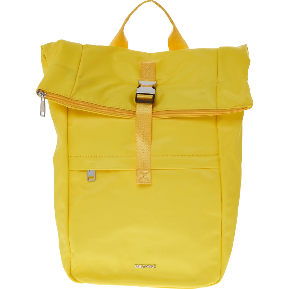 Yellow Flap Backpack In 2020