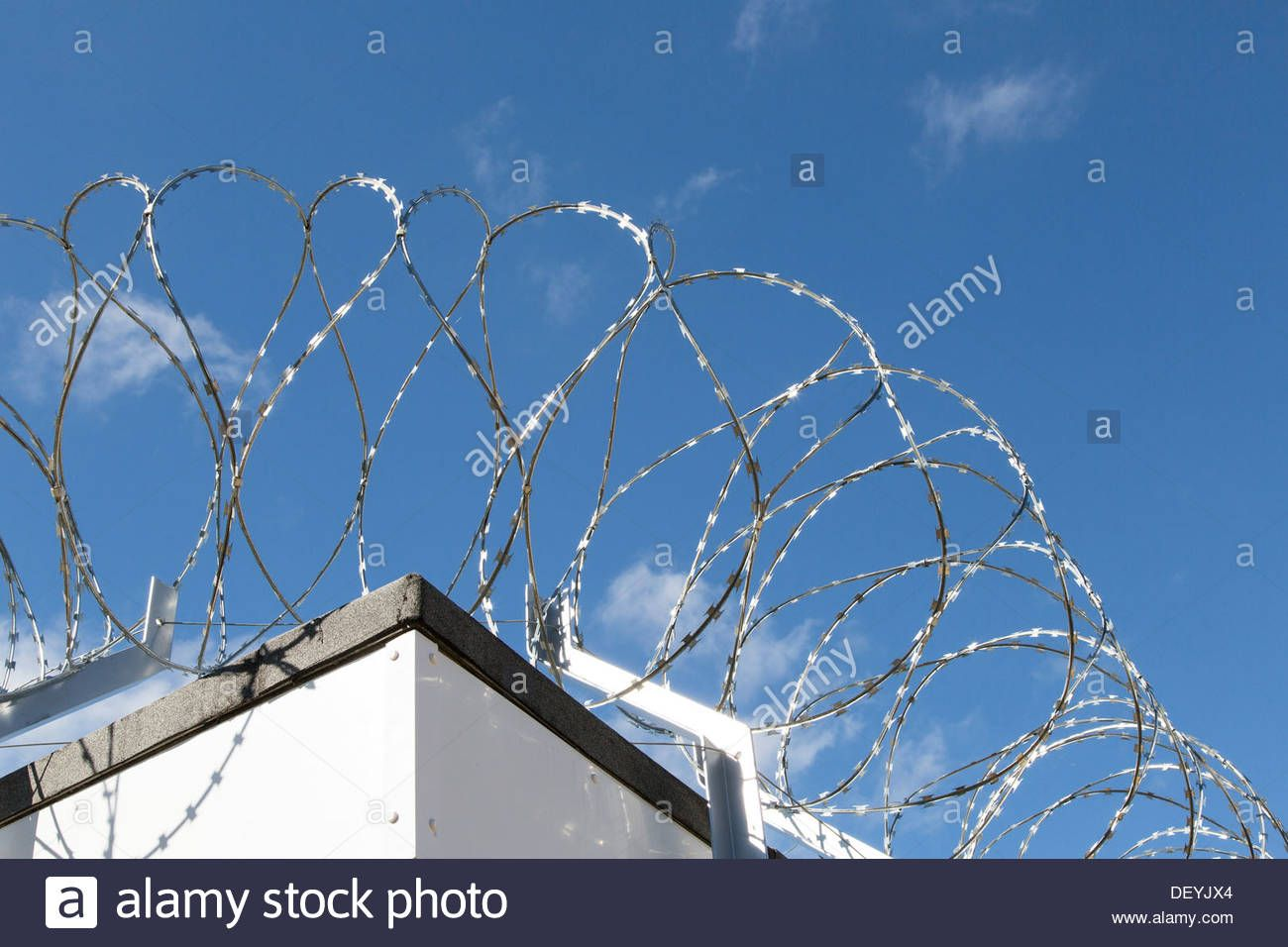 My new Pin razor-wire-barbed-wire-security-fence-high-security ...
