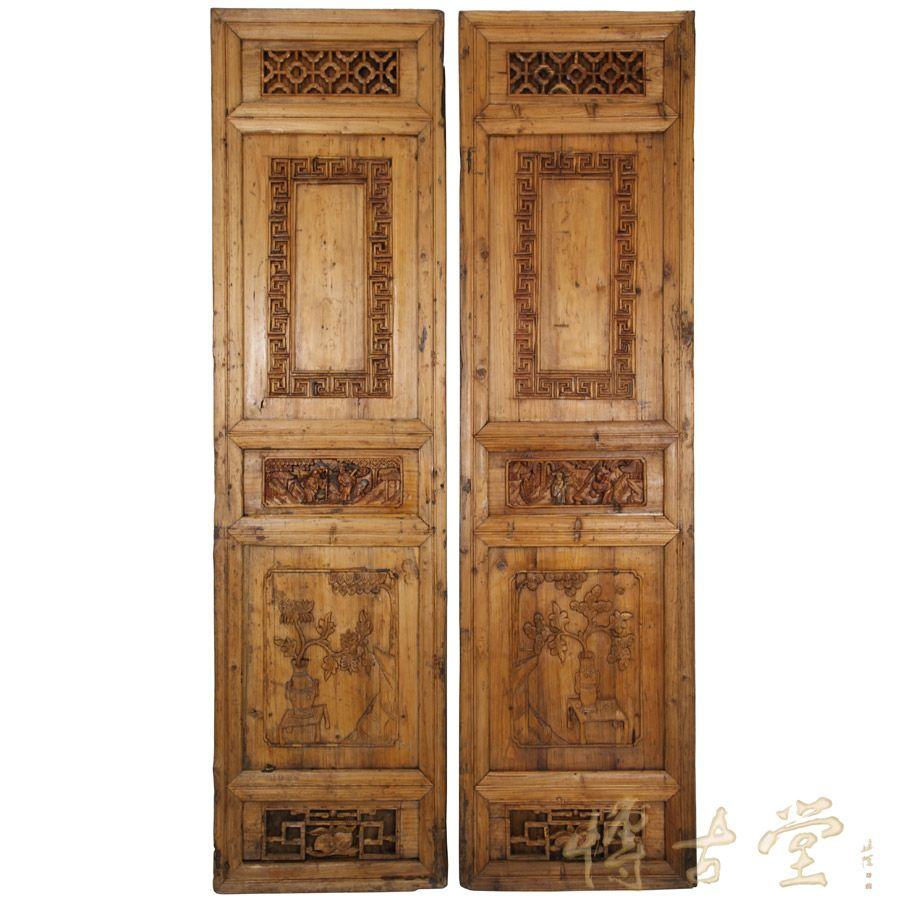 antique doors for sale | Chinese Antique Carved Interior sectional Door Panel 24P06  Home  sc 1 st  Pinterest & antique doors for sale | Chinese Antique Carved Interior sectional ...