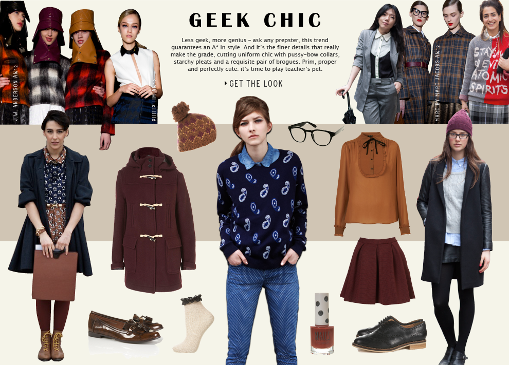 Geek Chic I Fashion Pinterest Geek Chic Topshop And Work Outfits