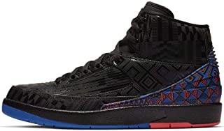 Nike Air Jordan Retro 2 BHM Black