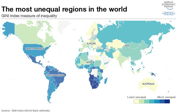 Coeficiente gini mundial mapa 2015 pobreza pinterest why rich and poor countries should care about inequality gumiabroncs Image collections