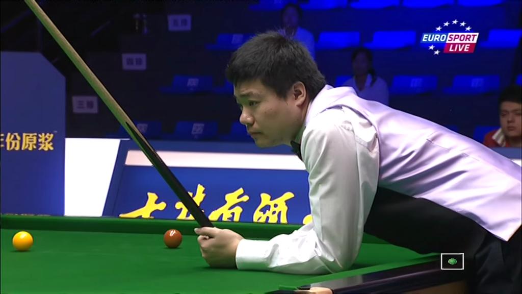 Dīng Jùnhuī (World Open 2013) Snooker WorldOpen2013 (с