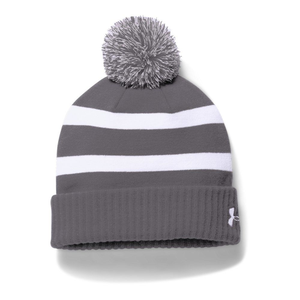 bb66c9ecfa7 Under Armour Men s Pom Beanie