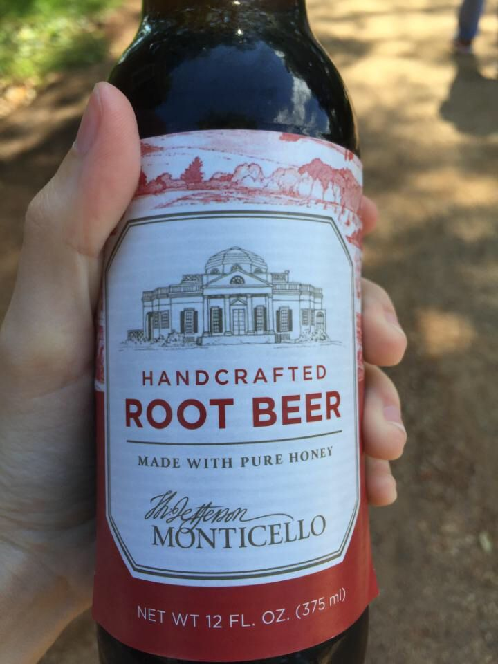 Monticello Root Beer. Another Northeast brew to add to my Need-to-Try list!