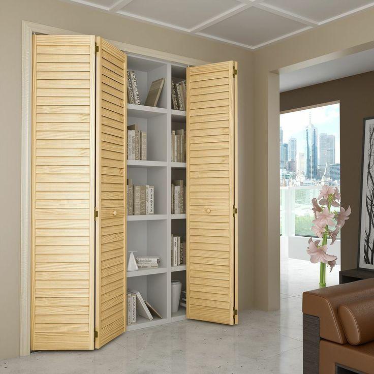 Bon Tall Bi Fold Closet Doors
